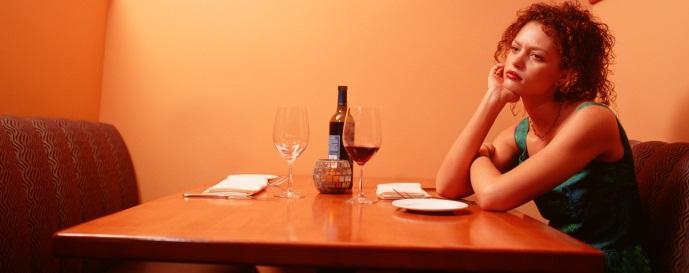 online dating stood up