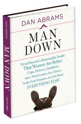 "Cover of ""Man Down,"" a new book by Dan Abrams."